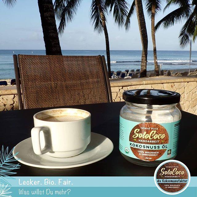 Bulletprood - coffee with coconut oil  -  Hautpflege-Rezepte