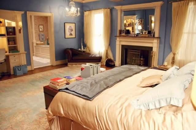 1000 images about gg dorm room on pinterest for Blair waldorf bedroom ideas