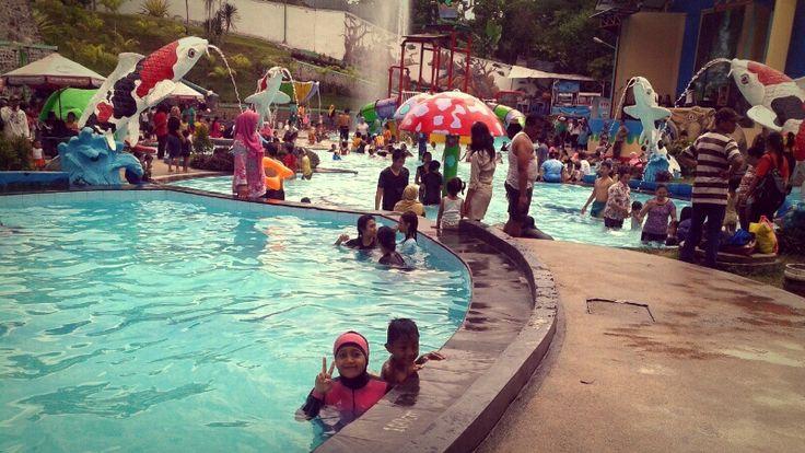 Salah tempat yang diserbu anak-anak saat liburan - Sumber Udel