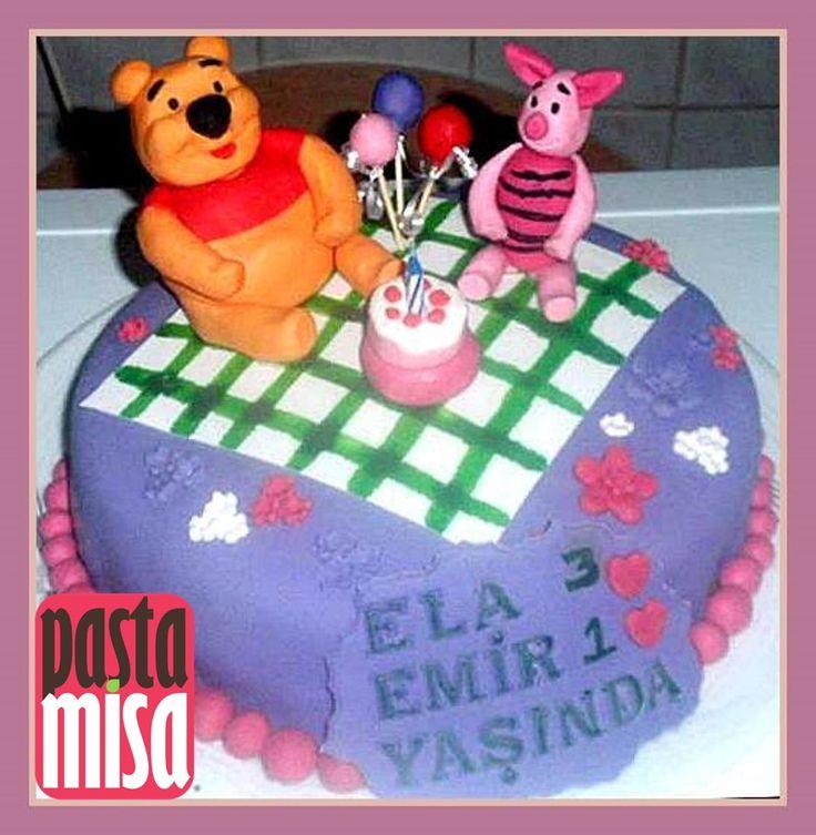 Emir ve Ela'nın Doğum günü partisine özel