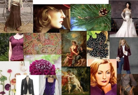 """""""Renaissance Summer, the drama queen"""" by Old Timer on http://seasonalcolor.yuku.com"""