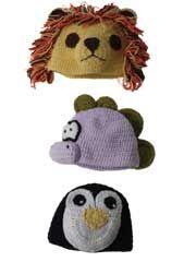 Animal Hats: Crochet Patterns Ideas, Cute Animal, Hats Crochet Patterns, Crochet Hats, Cute Hats, Baby Hats, Crochetedknit Hats, Crochet Accessories, Crochet Animal Hats