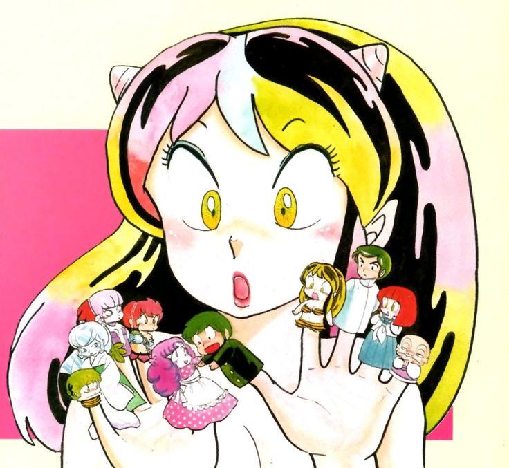 Image result for RUMIKO TAKAHASHI sketchbook