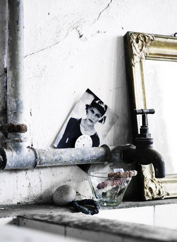 Via GlasschaleSide; Korbtasche · Glasschale. Ich wünsche Euch einen tollen Wochenstart #InteriorDesign