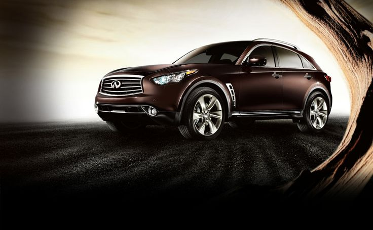 2013 #Infiniti FX - available in a multitude of colors