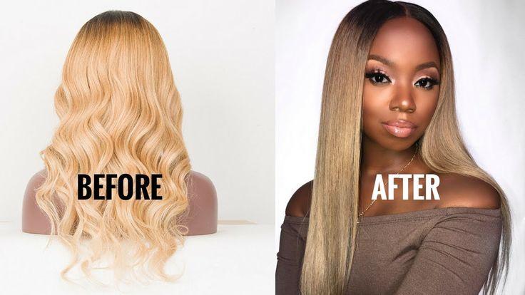 This Wig Wasn't Quite Right! Wig Remix Ashy Blonde [Video] - https://blackhairinformation.com/video-gallery/wig-wasnt-quite-right-wig-remix-ashy-blonde-video/