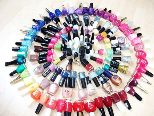 Want this Collection of Nail PolishBeautiful Boxes, Nail Polish, Collection Nails Nokti, Christina Reburn, Hair Nails Accessories, My Collection Of Nails Polish, Heavens 3333333