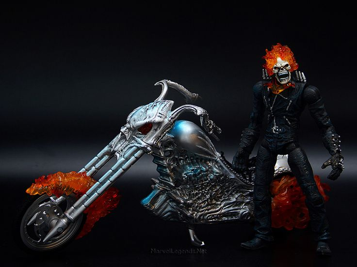 ghost movie pictures | MarvelLegends.Net - Marvel Movies Ghost Rider Movie Ghost Rider