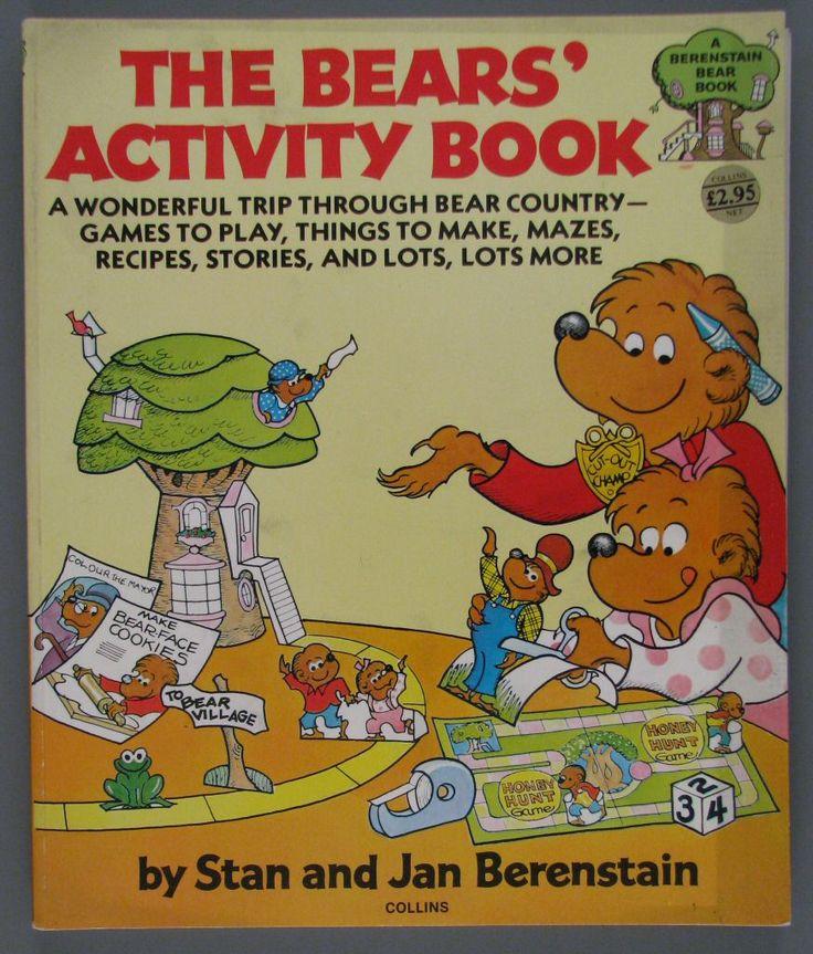 Berenstain Bears: Old Hat New Hat Activities | Teaching ...  |Berenstain Bears Crafts