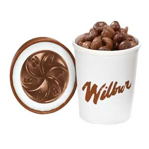 Wilbur Buds - the original Pennsylvania chocolate drop candy - semi-sweet chocolate bliss from Lititz.