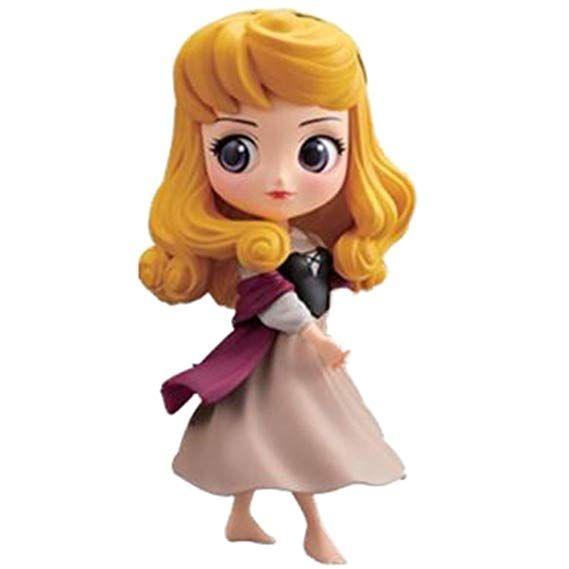 Frozen Anna Disney Character Qposket Normal Ver Figur Figuren 14cm
