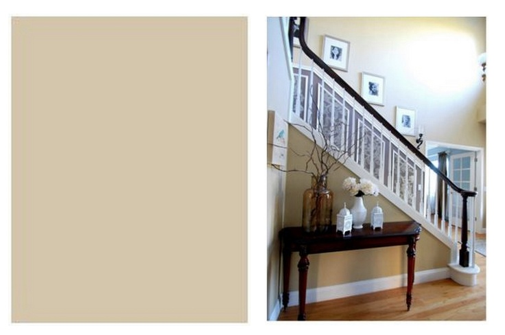 Ben Moore Oat Straw Affinity Neutral Wall Color