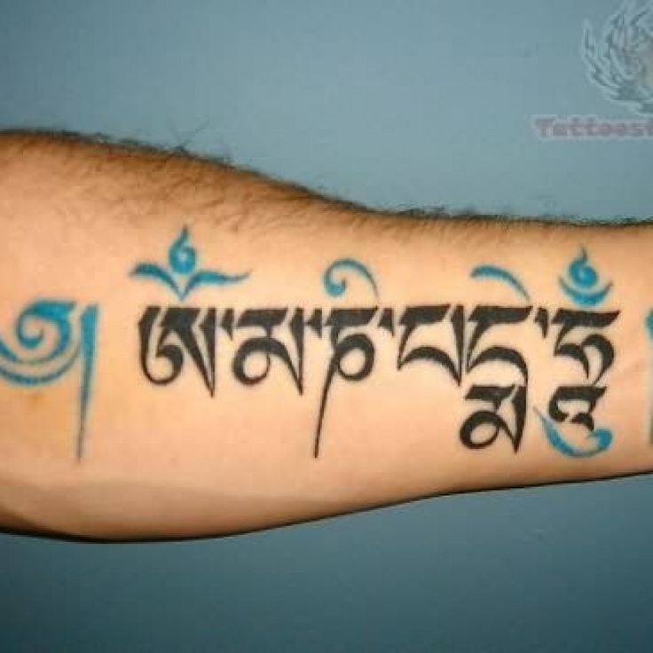 http://tattoomagz.com/tara-mantra-tattoos/awesome-blue-and-black-tara-mantra-tattoos/