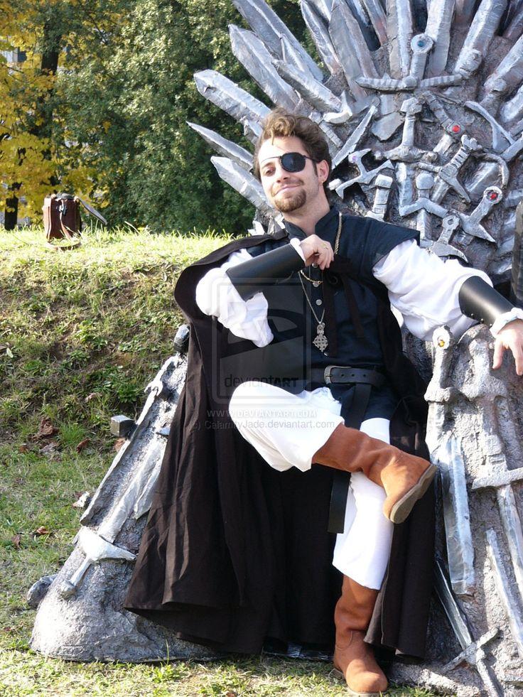 Euron on the Throne by CalamityJade.deviantart.com on @deviantART