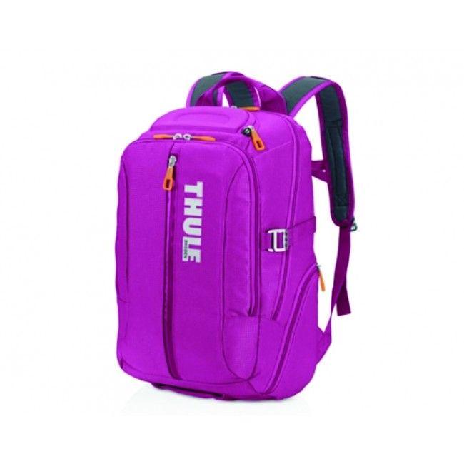 25 Litre Laptop Backpack Purple