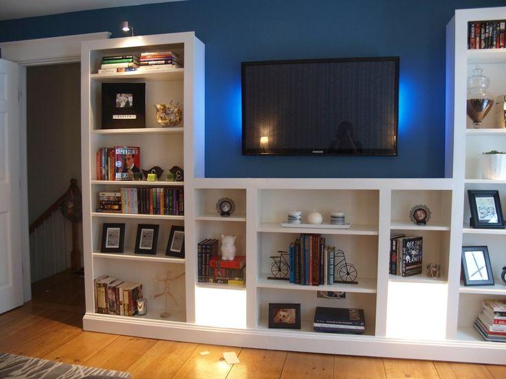 Turning IKEA bookshelves into builtins - Imgur