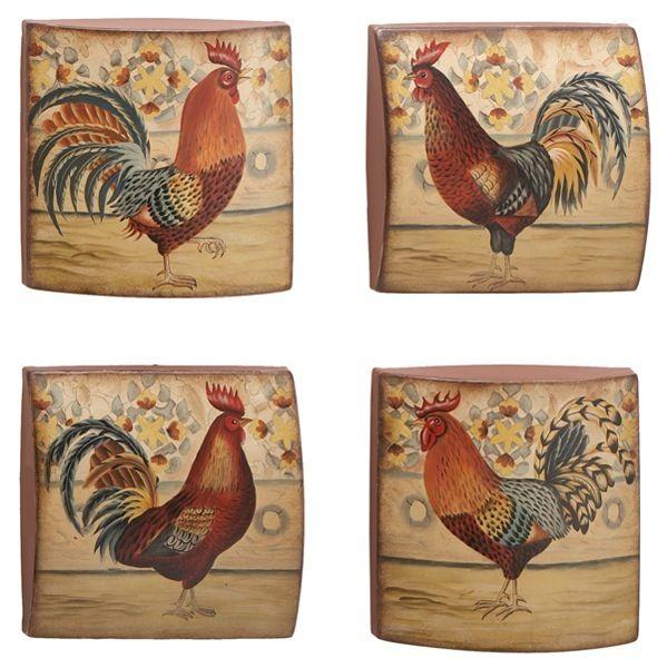 Chicken Kitchen Wall Decor 259 best rooster decor ideas _Петух в декоре images on pinterest