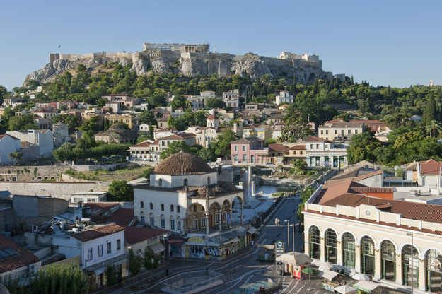 And Athens isn't really that special.