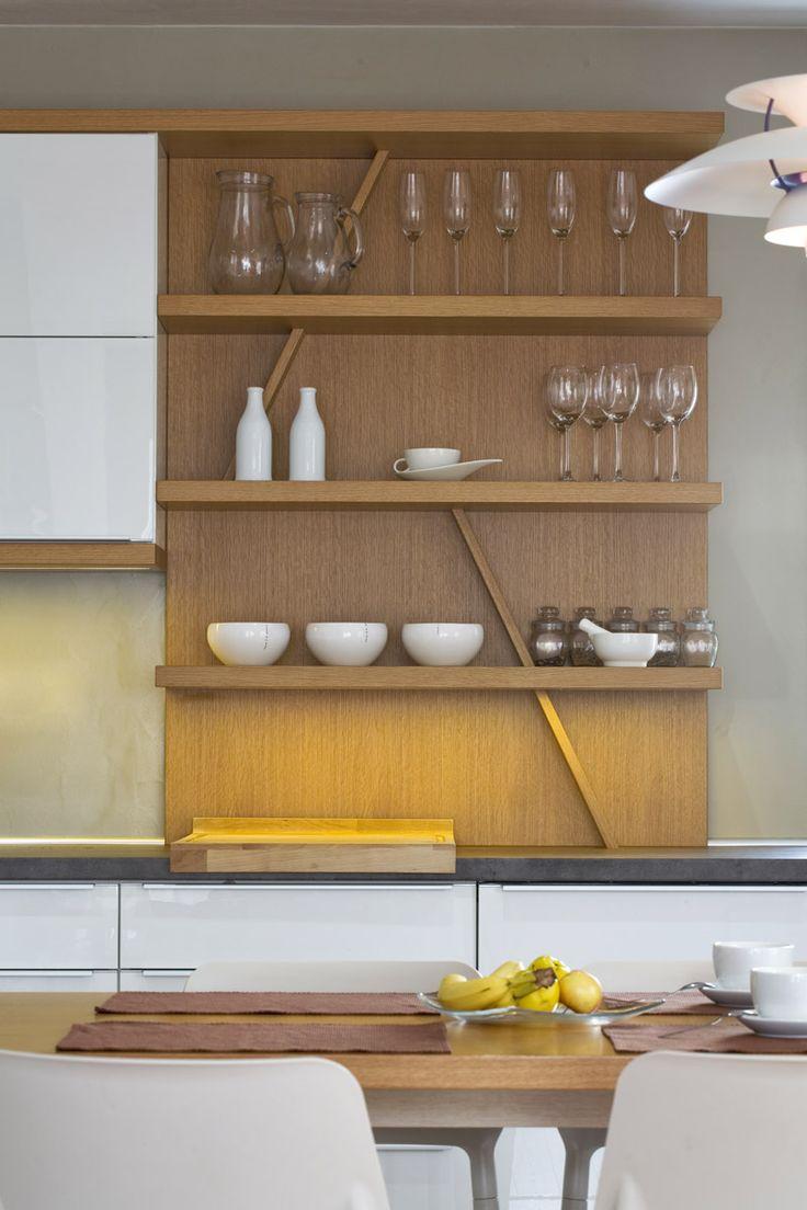 kiting detail, kuchyň design Pavla Kirschner