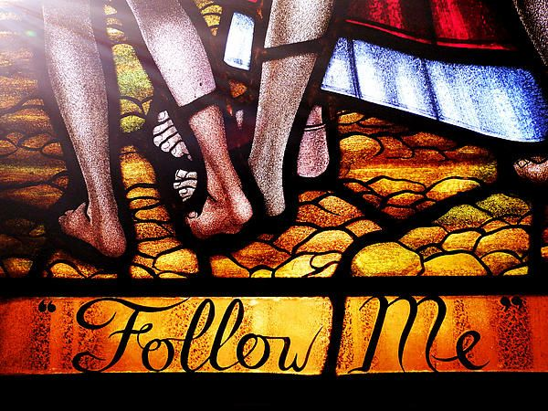 Follow Me by Zinvolle - Follow your dream, have faith, there is always hope ahead.