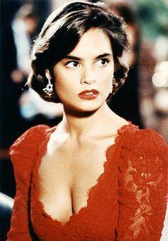 "Talisa Soto as Lupe Lamora in ""Licence to Kill"" (1989) #bondgirl"
