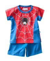 Fantasia-Pijama Homem-Aranha