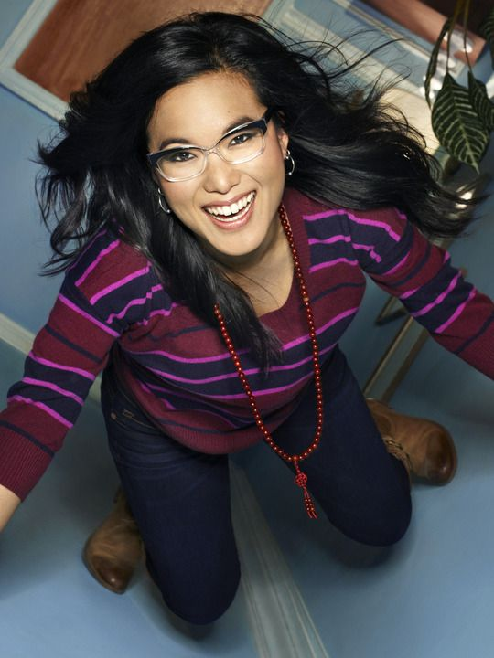 Ali Wong, Bay Arean, Chinese-Vietnamese, Comedian, Actor... And she's LCC Theatre Alum! I want to be her.
