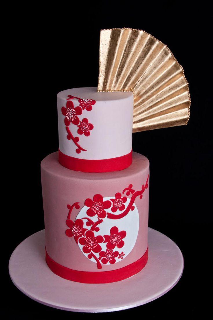 Traditional japanese wedding foods - Japanese Anime Cakes Wedding Cake Gallery