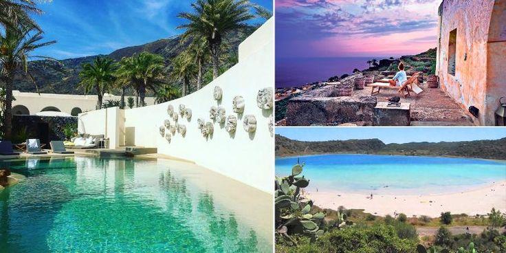 Pantelleria är ett hemligt paradis, bara tio mil från Sicilien och sex mil från Tunisien, skriver Forbes. Båt...