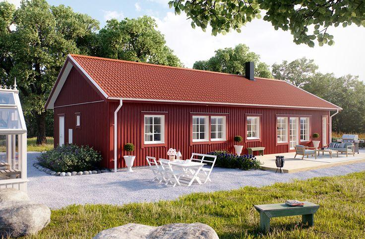 Villa Tingryd | SmålandsVillan