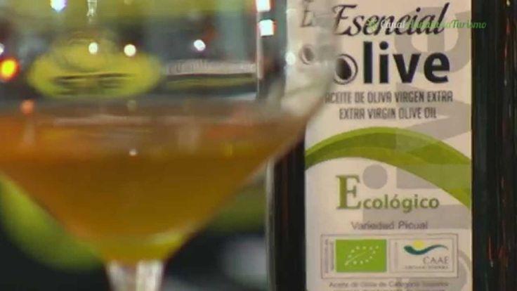 Aceite Esencial Olive Ecológico, Begíjar, Jaén. | Canal Andalucía Turismo