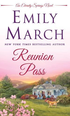 #CoverReveal! Reunion Pass by Emily March