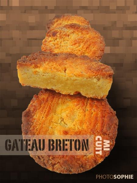 Le gâteau breton de Sophie