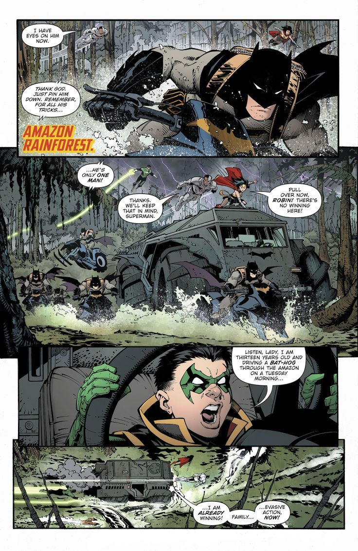 Dark Nights: Metal Issue #2 - Please, Focus On Damian Wayne And His Memorable Quete