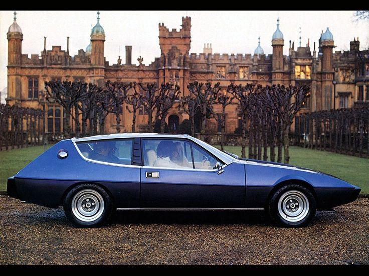 Lotus Elite 1974