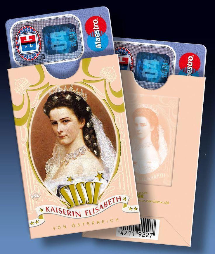 SISSI CARDBOX SISI ELISABETH KAISERIN von ÖSTERREICH UNGARN KÖNIG LUDWIG #092