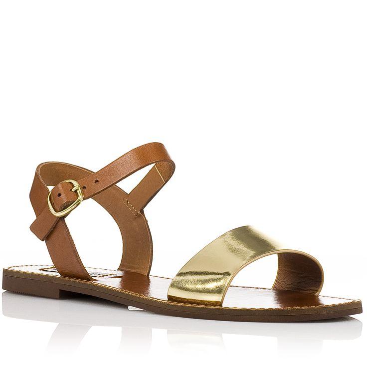 Steve Madden flat sandal SS15  Shop online: www.nak.gr