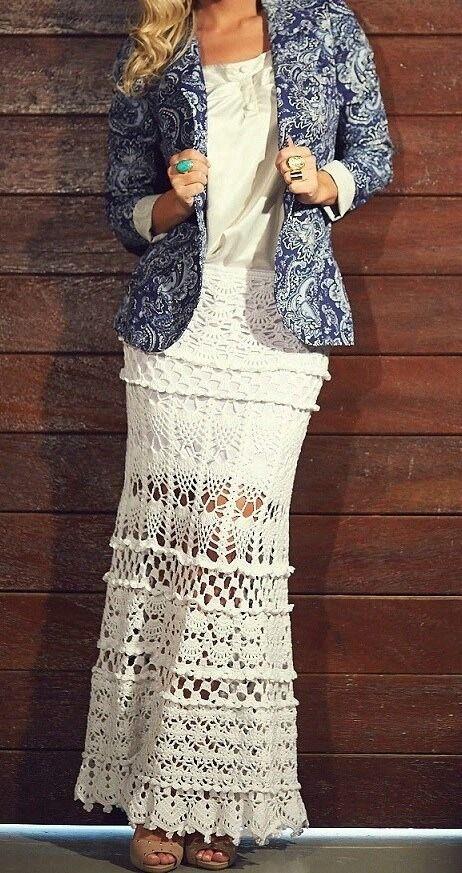 looks croche - Pesquisa Google