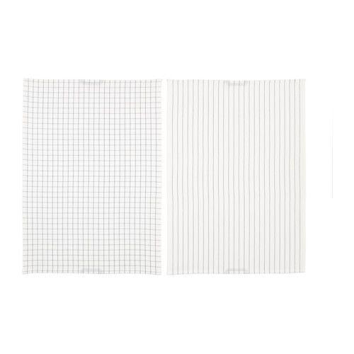 IKEA - IKEA 365+, Geschirrtuch, Die Farben bleiben auch nach häufigem Waschen erhalten, da das Baumwollgarn durchgefärbt ist.