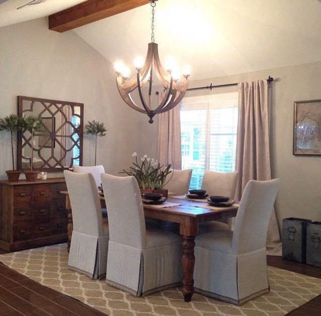 Formal Dinning Room Chandelier