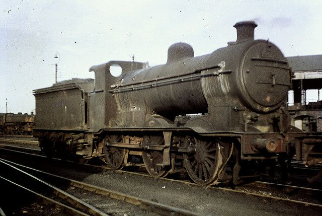 "GNR/LNER Gresley ""J6"" class 0-6-0 No. 64223. | At Peterborou… | Flickr"