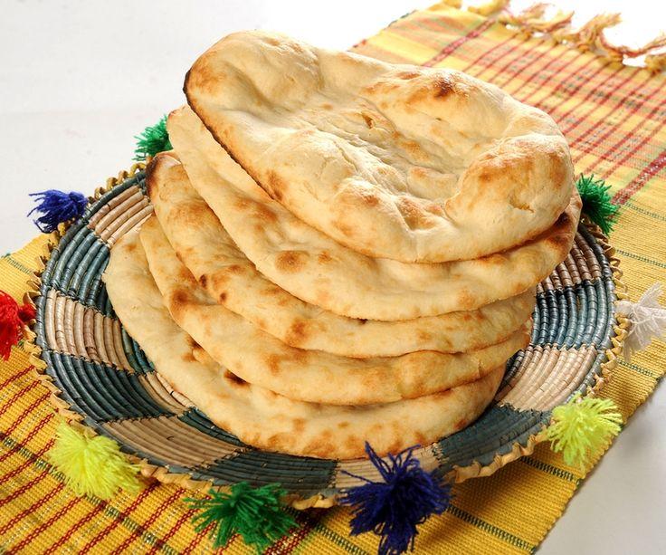 Pane indiano Naan: la ricetta per preparare il pane indiano Naan