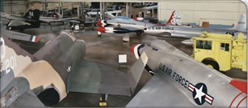 Located in Rantoul, IL, the Chanute Air Museum presents ...