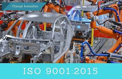 ISO 9001 QMS Services