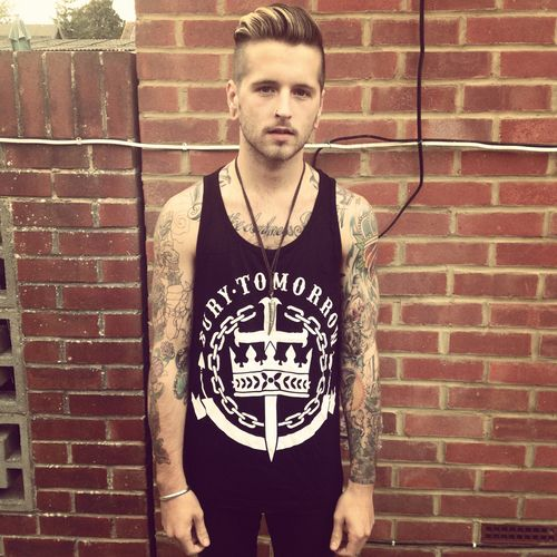 23 best images about bury tomorrow on pinterest body modifications cheer and daniel o 39 connell. Black Bedroom Furniture Sets. Home Design Ideas