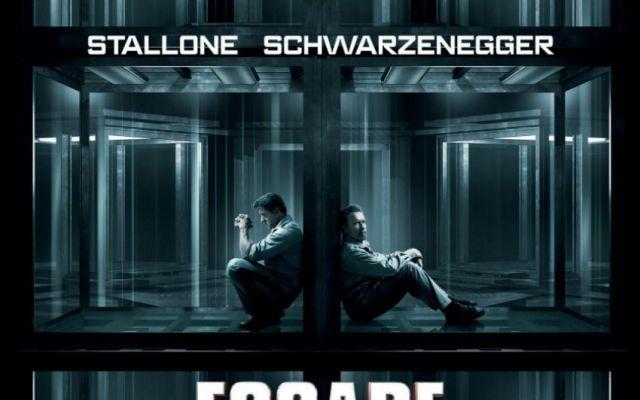 Cinema  Escape Plan - Fuga dall'inferno: tre nuovi spot tv per il film con Stallone e Schwarzenegger #Cinema #film #cinema