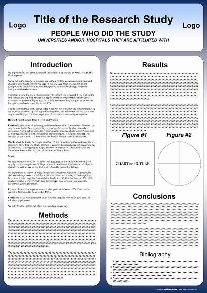 Free Powerpoint Poster Templates Luxury A3 Template Powerpoint Rebocfo Powerpoint Poster Template Powerpoint Poster Poster Presentation Template