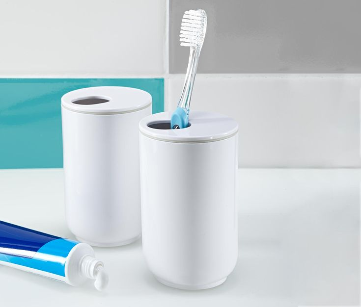 Kelímky na čištění zubů