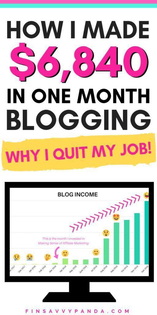 Blog Income Report: How I Made $6,840.01 Blogging in December 2018 – Bloga aí | Empreendedorismo + Dicas para blogs