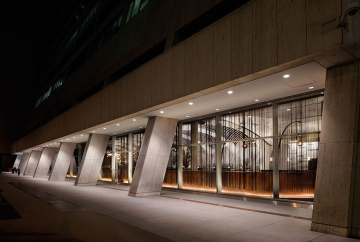 STK Midtown restaurant by ICRAVE, New York hotels and restaurants